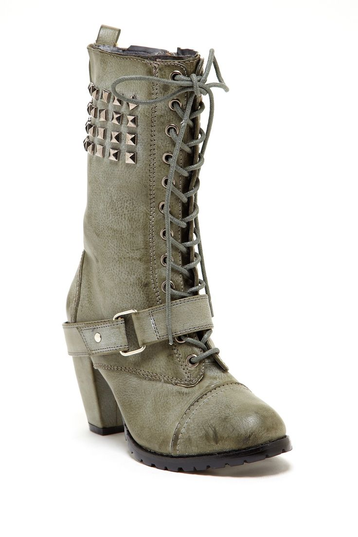 Best 25+ High heel combat boots ideas on Pinterest | Goth ...
