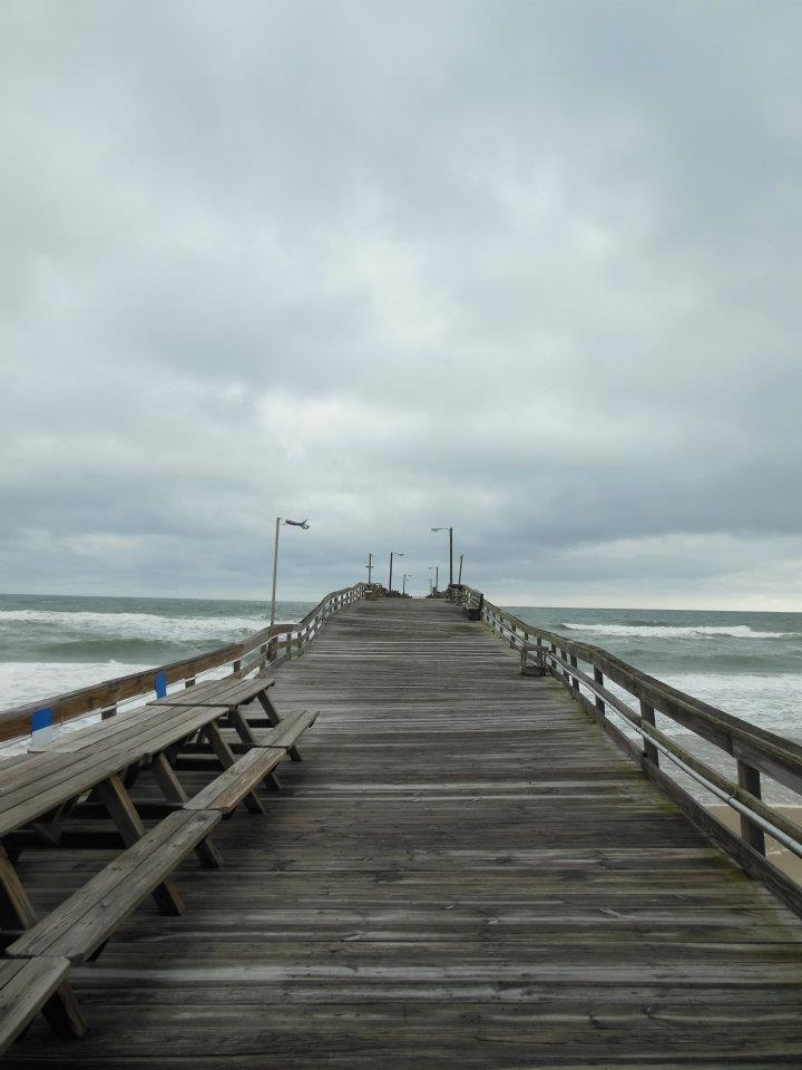 17 best images about outer banks north carolinia on for Nags head fishing pier