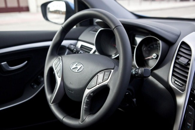 Interior Hyundai i-30