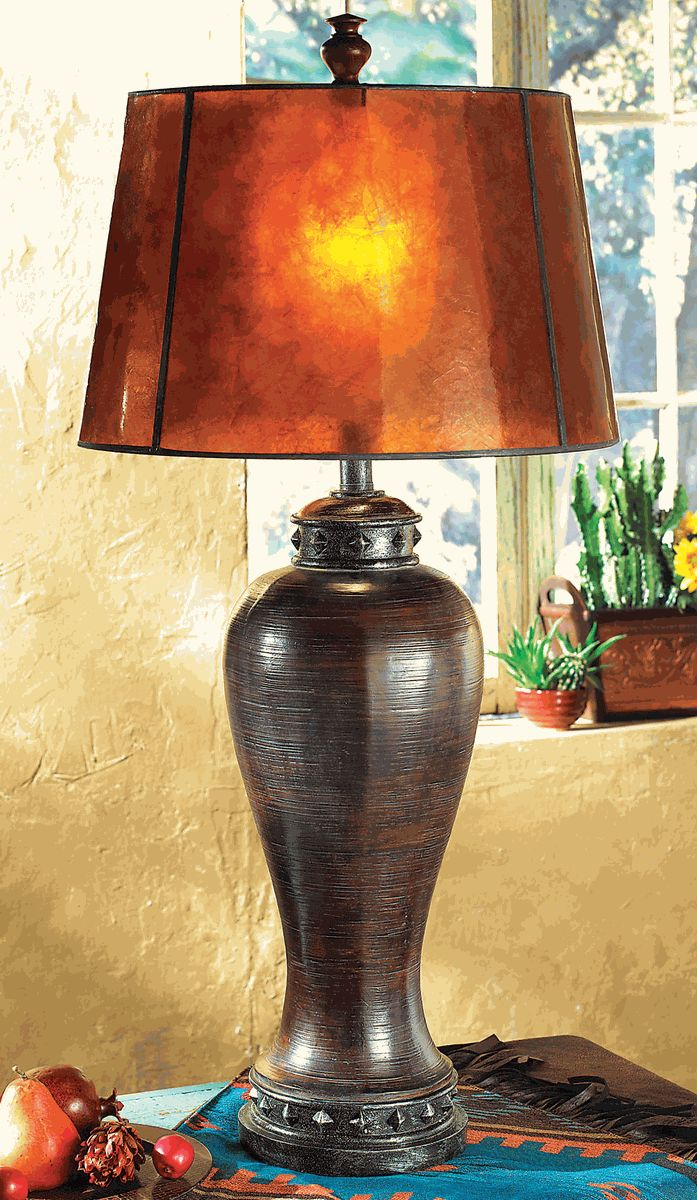 Western table lamps - Claybrook Table Lamp