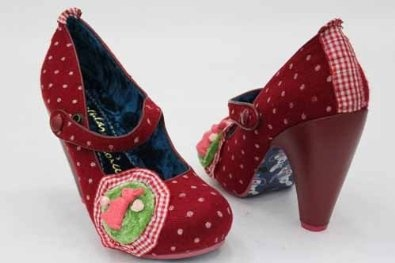 Strawberry shoes forever: Shoe Collection, Choice Magic, Shoes Red, Shoes Forever, Irregular Choice