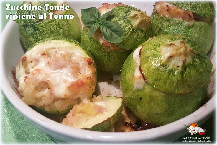 Ricettina semplice e veloce pe gustare le ultime Zucchine di stagione.