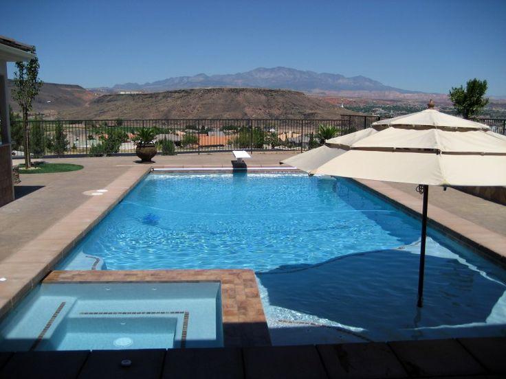 101 best patio landscape images on pinterest backyard for Pool design 101