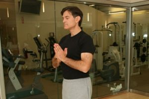 Dr. Oz's Beginners Yoga Lesson