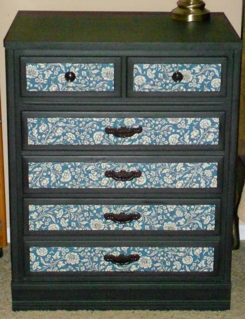 155 best furniture decoupage images on pinterest for Furniture decoration paper