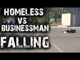Άστεγος εναντίον Επαγγελματία:ένα κοινωνικό πείραμα με απογοητευτικό αποτέλεσμα