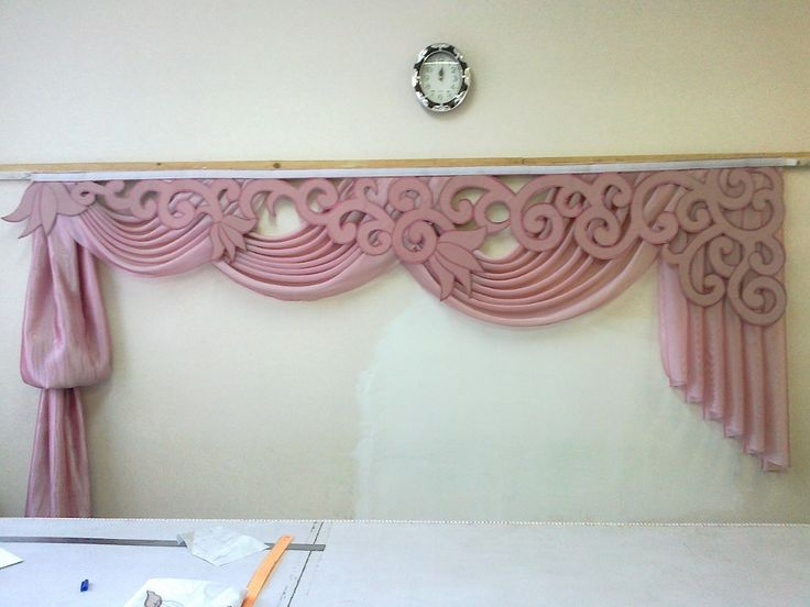 ... on Pinterest   Ruffled curtains, Priscilla curtains and Valances