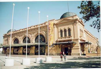 Estación Mapocho santiago chile