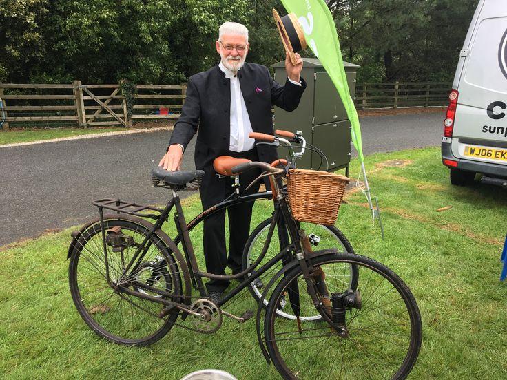 Dr Sigmund Freud popped buy Flip flops