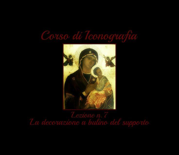 Corso di iconografia,Lez. n.7  (L'incisione a bulino del supporto)-Arte ...