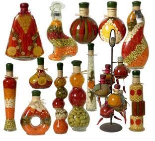 Decorative Vinegar Bottle 43 Best Tuscan Decor Images On Pinterest  Tuscan Decor Tuscan