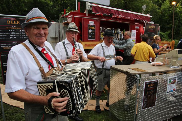 The Traveling Beer Garden™ Vern and the Orignals | by Milwaukee County Parks