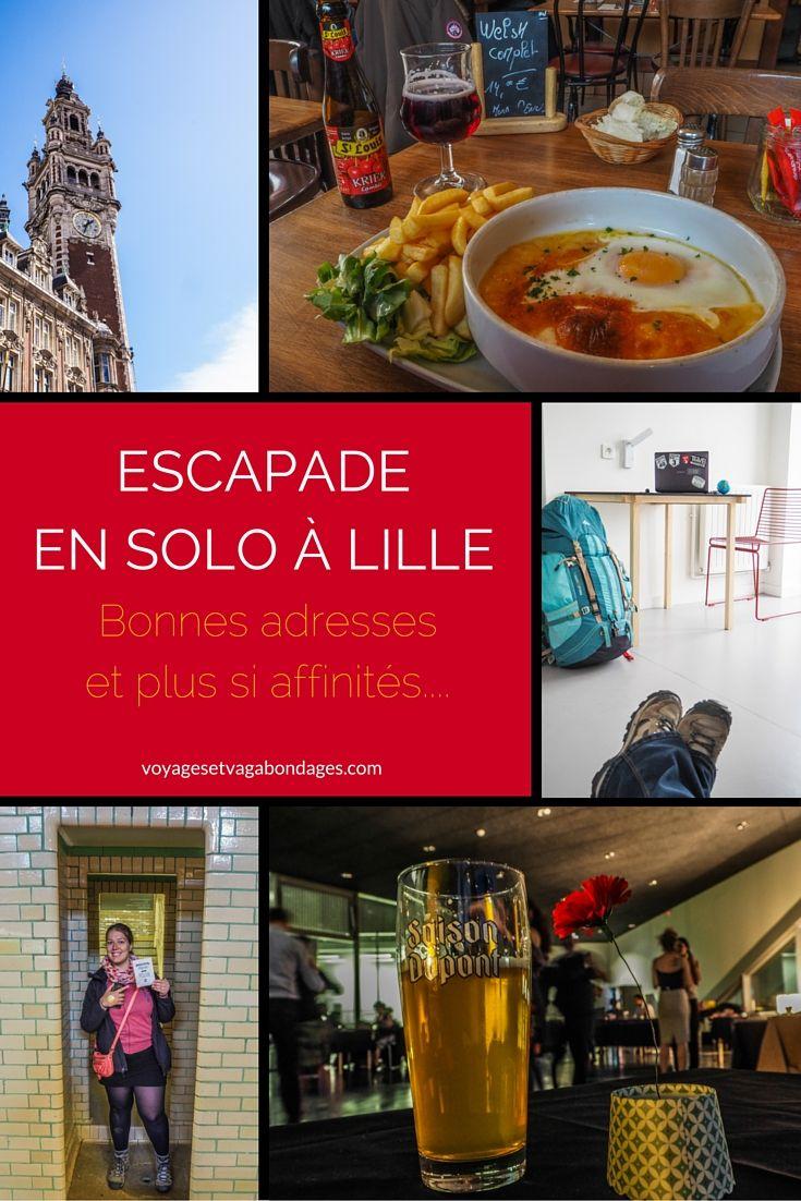 Une escapade en solo à Lille dans une auberge de jeunesse: récit, photos, bons plans et carnet d'adresses
