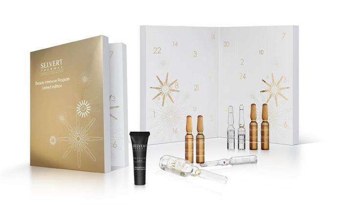 Calendario De Adviento Maquillaje.Calendario Adviento Belleza Maquillaje Cosmetica Navidad 2018 2019