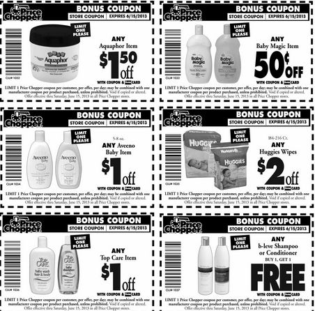 Baby store coupons