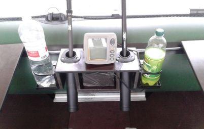 Держатель - стакан для удилищ в лодку в интернет-магазине Аква Крузер
