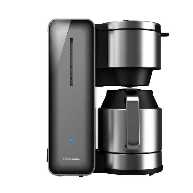 Panasonic NCZF1 Cafetière 8 tasses Grise