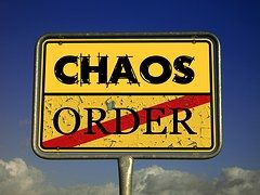 Chaos Creates Chaos – Declutter Your Head & Your Home  ||  Clutter can be overwhelming. Really overwhelming. Where do we begin when all we can see is chaos and stuff? I will confess right here to being one of those people who used to start to declutter everywhere, all at once – and expect to finish it in a day. Of course that never happened! Read more... http://mendingthenest.com/chaos-creates-chaos-declutter-your-head-your-home-2/