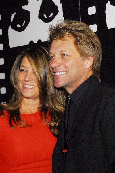 Jon Bon Jovi & Dorothea Hurley
