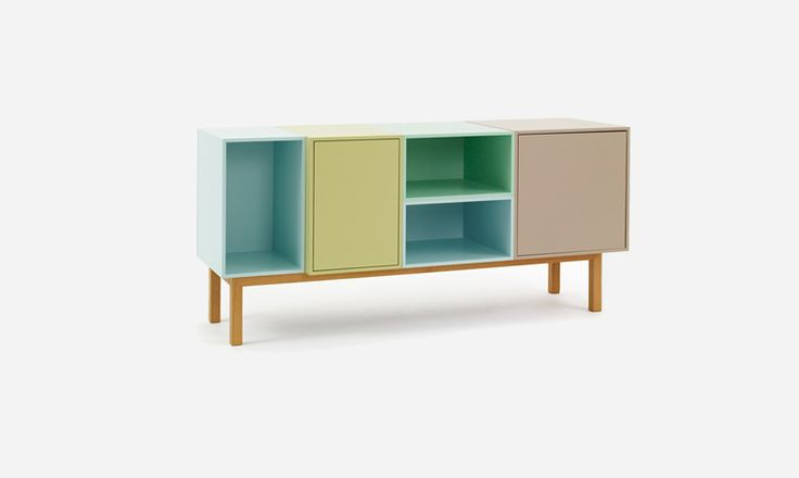 Individual sideboards: timeless in design – thanks to modularity