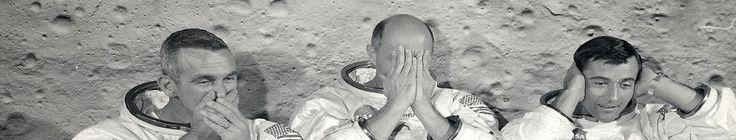 Exposing NASA's Fake Moon Landings