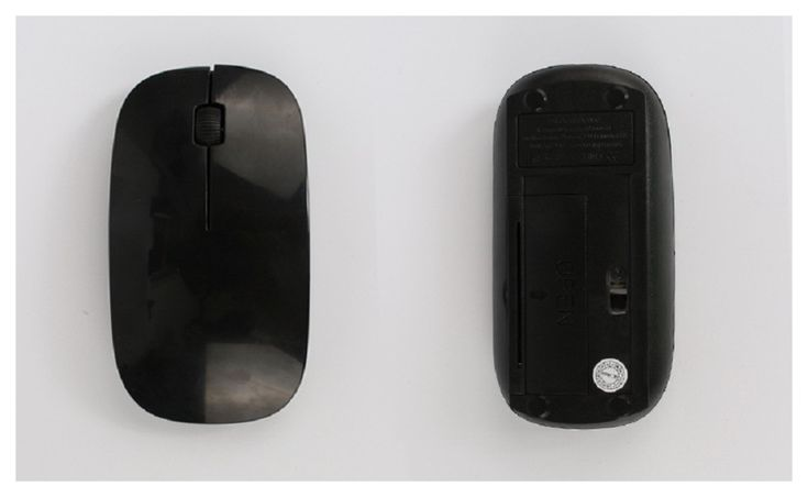 USB 2.4Ghz Optical Wireless Computer Mouse For PC Laptop Desktop
