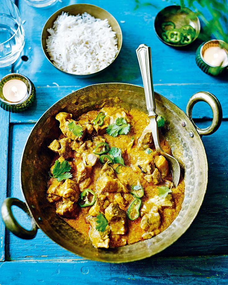 Naved Nasir's family recipe for traditional Nihari curry combines lamb, cardamom, fresh ginger and turmeric to make a rich dish that's bursting with Indian flavours.