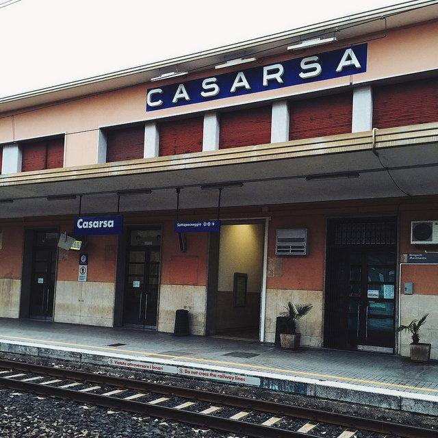 Stazione Casarsa in Casarsa della Delizia, Friuli Venezia Giulia