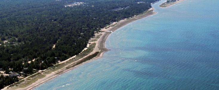 Voici neuf belles plages qui valent un détour chez nos voisins ontariens.