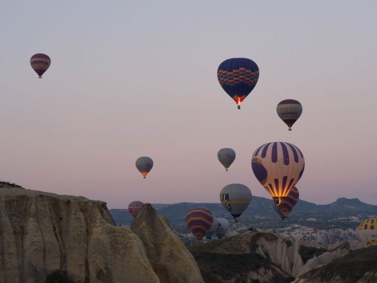 Cappadocia is an ongoing festival of balloons - My flight experience with Rainbow Balloons was just amazing