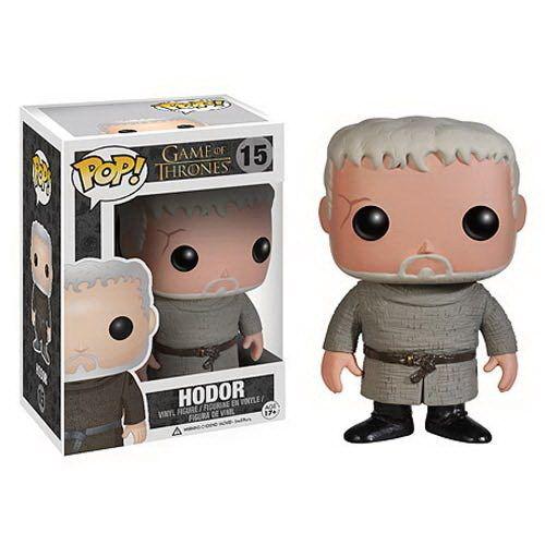 Figura POP Hodor - Juego De Tronos