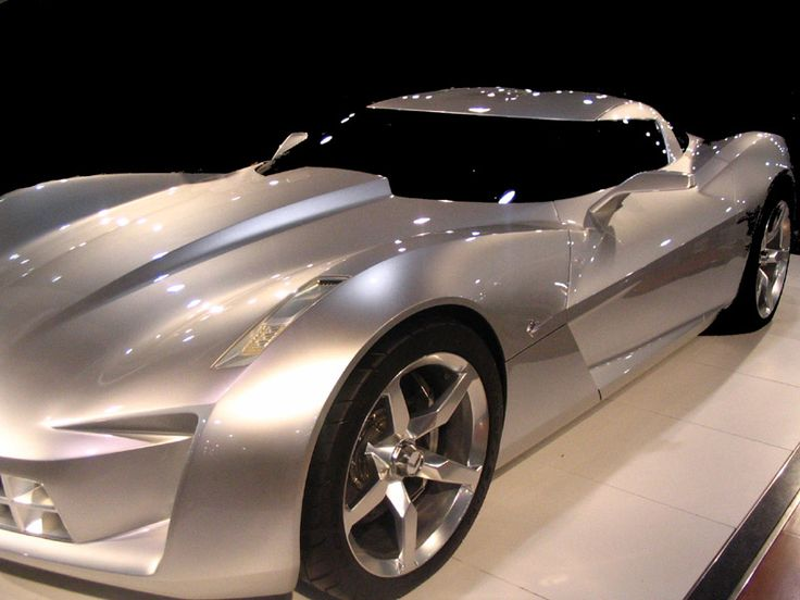 OH WOW! I think this is the most beautiful Corvette I have ever seen! :0)