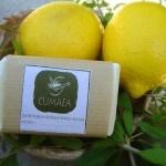 Σαπούνι με λεμονιά, ζαμπούκο, ροδιά και αιθέριο έλαιο λεμονιά