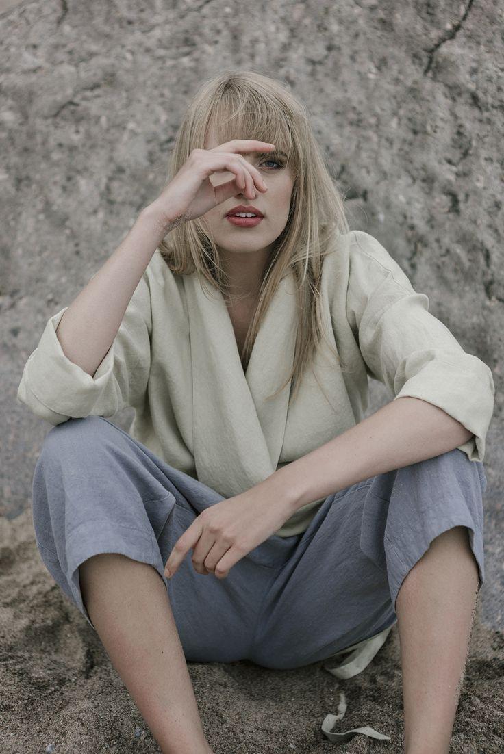linen pants linen jacket