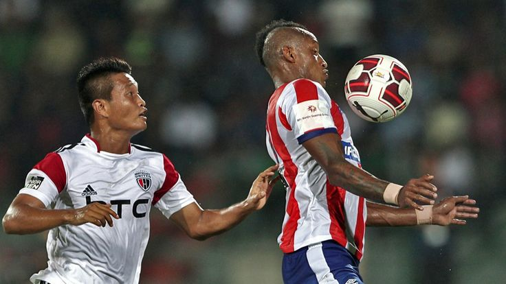 Match 5: NorthEast United FC vs Atlético de Kolkata - Photos ISL