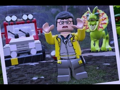 The 25 best lego jurassic world ideas on pinterest lego lego jurassic world game welcome to lego jurassic world trailer youtube gumiabroncs Image collections