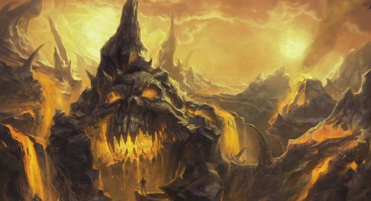 """The Netherrealm is a realm in the Mortal Kombat series. The Netherrealm is comparable to Hell in the Abrahamic faiths. It seems to resemble an eternal volcanic """"continent"""", containing many volcanoes and lava pits. The area is also spelled Netherealm, as confirmed in the bios and endings for Mortal Kombat Gold and Mortal Kombat: Deadly Alliance. Shujinko: """"This place... it feels dark."""""""