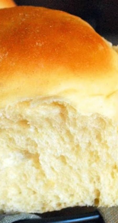 Amish Potato Rolls Recipe ~ Dense, moist and amazing