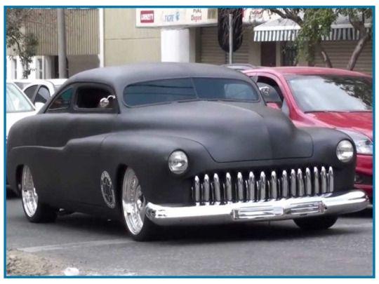 1951 Ford Mercury mit Luftfederung. Ist es gut ??? Dein David vom TuningTeam …   – American cars