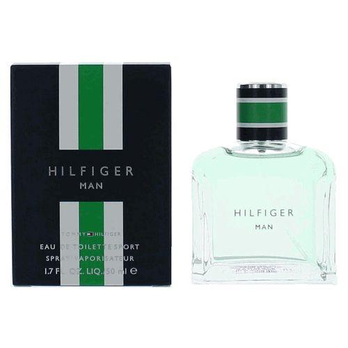 Hilfiger Man Sport by Tommy Hilfiger, 1.7 oz Eau De Toilette Spray for Men