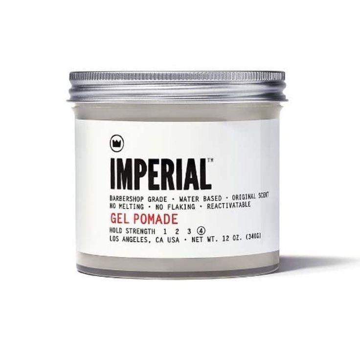 Imperial Barber 12-ounce Gel Pomade