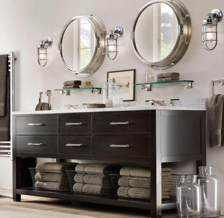 329 Best Bathroom Images On Pinterest Bathroom Bathrooms And Bathroom Organization