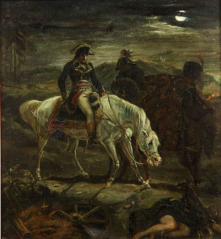 1193 best history images on pinterest battle warriors for Napoleon horse painting