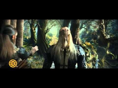 A hobbit   Smaug pusztasága magyar szinkronos előzetes [ Full HD ]