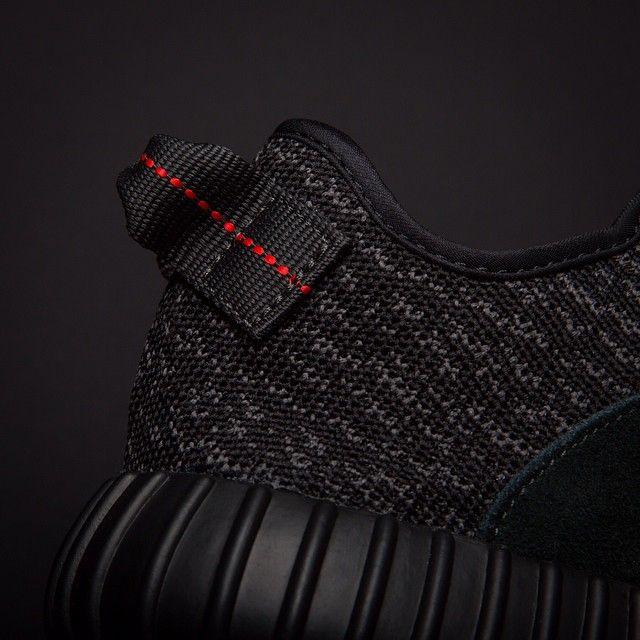 "Adidas Originals Yeezy Boost 350 ""Black""  Release: Saturday, 22nd August 2015.  Instore first @1st_og"