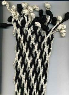 Crochet Lace Scarf- free pattern
