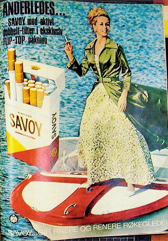 Savoy Cigarettes