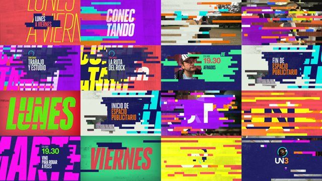In early 2013, thanks to the new Audiovisual Communication Services Law of Argentina that promotes media diversity, Universidad Nacional de Tres de Febrero began developing UN3 confirmar con UN3, a new TV channel, and choose us to carry out its branding.  The project was broad and challenging as the spirit of the channel was not yet defined. Meeting after meeting, we helped building the graphic and conceptual base, slowly turning it into what it is today: a young, disruptive and innovative…