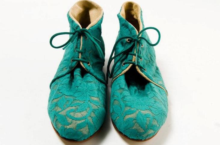 La Sebastiana Shoes.