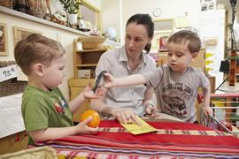 An analysis of home daycares versus community daycares